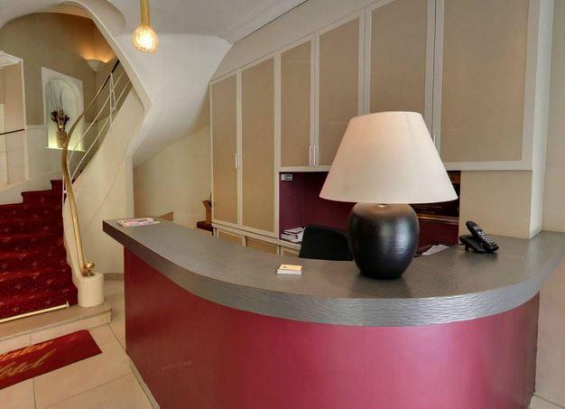 hotel viator paris 17