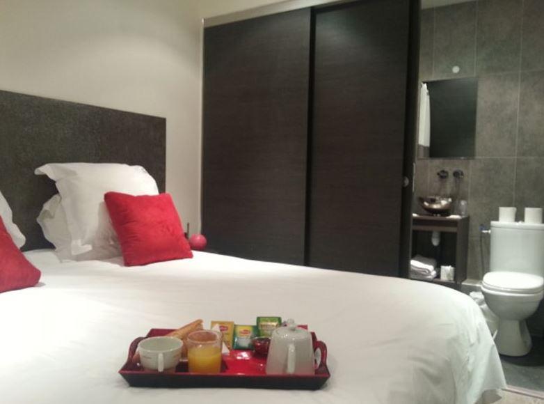 chambre the element hotel paris 10