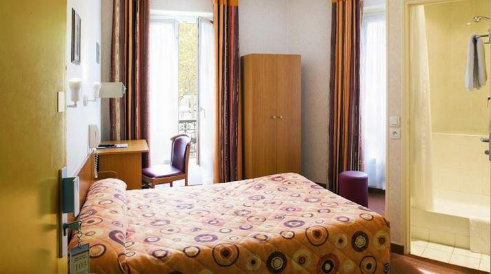chmabre hotel de la place des alpes paris
