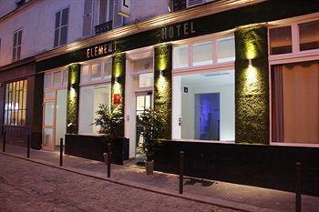 the element hotel paris