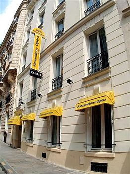 Hôtel Alexandrine Opéra, Paris 8ème 1