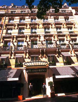 Hôtel Elysées Regencia, Paris 16ème 1