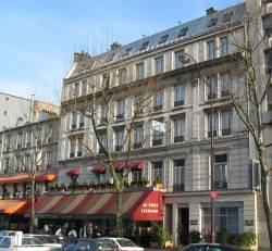 Hôtel De Paris, Paris 19ème