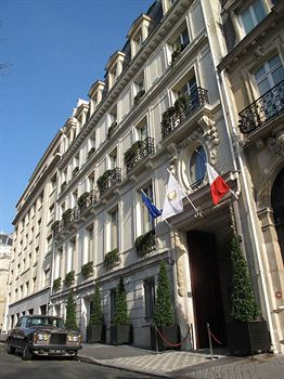 Hôtel InterContinental Paris avenue Marceau, Paris 16ème 1
