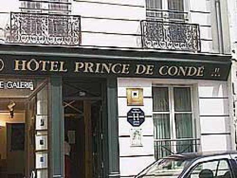 L'hôtel Prince de Condé, Paris 6ème 3