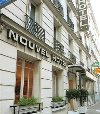 Le Nouvel Hôtel Eiffel, Paris 15ème 1