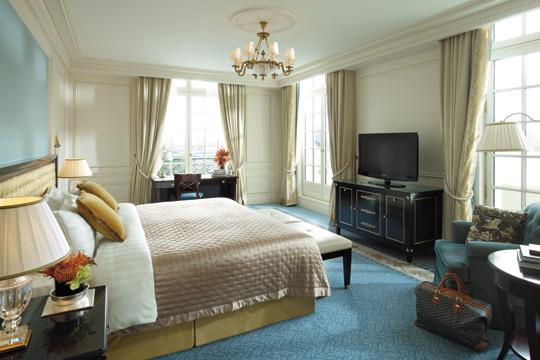 Shangri-La Hotel, Paris 16ème 3