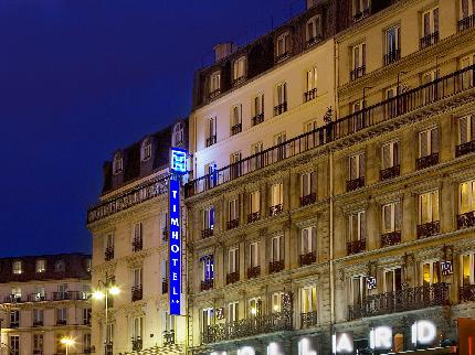 Timhotel opera madeleine paris 8 me for Guide hotel france