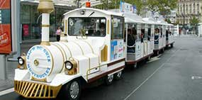 Petit train Paris