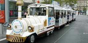 Petit train Paris