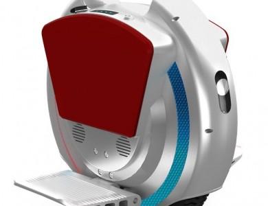 roue electrique gyroscopique